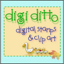 digi ditto badge