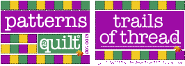 patterns2quilt logo